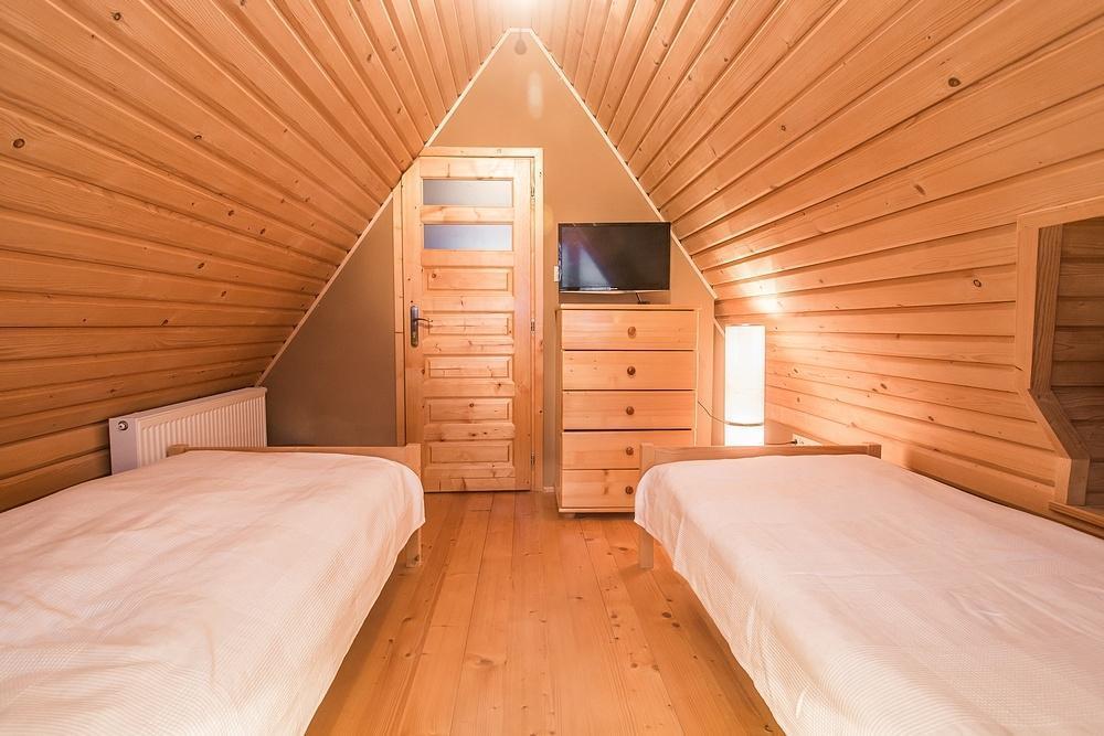 Noclegi i pokoje łazienka na poddaszu w górach